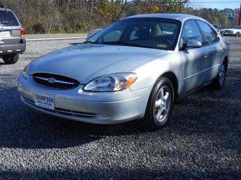 2003 Ford Taurus for sale in Senecaville, OH