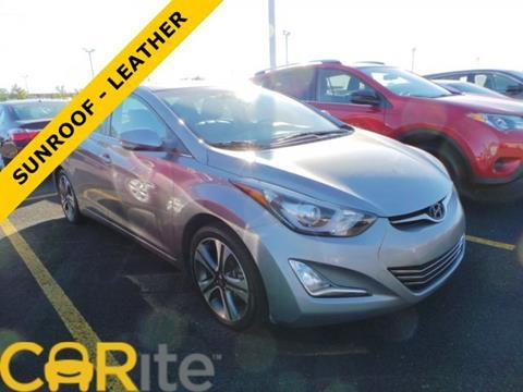 2014 Hyundai Elantra for sale in Windsor Locks, CT