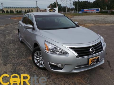 2015 Nissan Altima for sale in Windsor Locks, CT