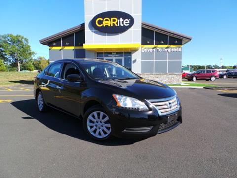 2015 Nissan Sentra for sale in Windsor Locks, CT