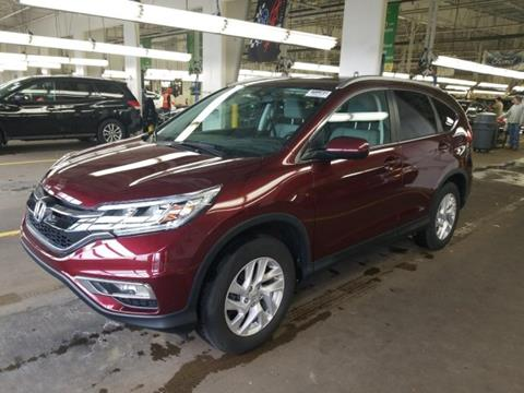 2016 Honda CR-V for sale in Windsor Locks, CT