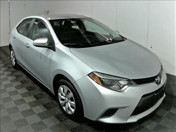 2015 Toyota Corolla for sale in Windsor Locks, CT
