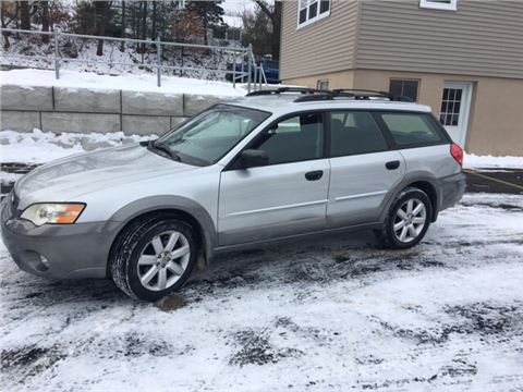 2007 Subaru Outback for sale in Leominster, MA