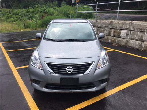 2012 Nissan Versa for sale in Leominster, MA