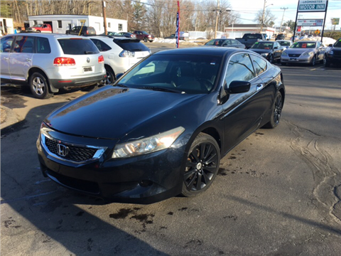 2008 Honda Accord for sale in Leominster, MA