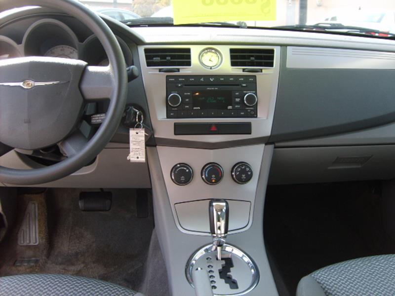 2008 Chrysler Sebring LX 4dr Sedan - Kaukauna WI