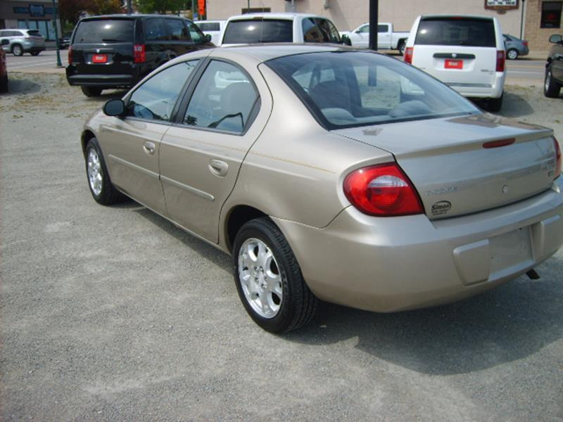 2003 Dodge Neon SXT 4dr Sedan - Kaukauna WI