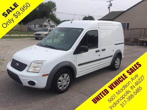 2012 Ford Transit Connect for sale in Indianapolis, IN