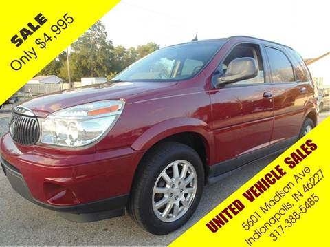 2007 Buick Rendezvous for sale in Indianapolis IN