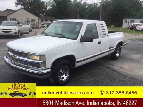 1997 Chevrolet C/K 1500 Series for sale in Indianapolis IN