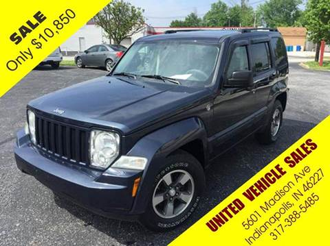 2008 Jeep Liberty for sale in Indianapolis IN