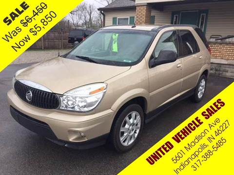 2006 Buick Rendezvous for sale in Indianapolis, IN