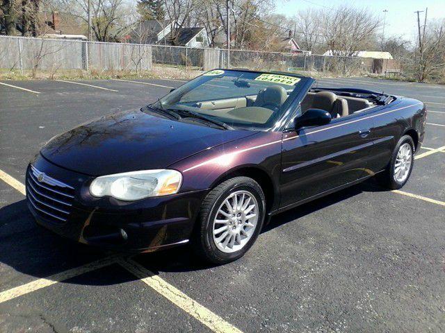 2004 Chrysler Sebring for sale in Cleveland OH