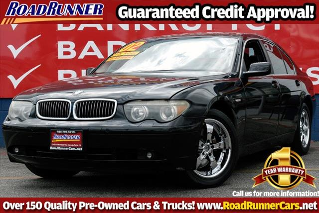 2002 Bmw 7 Series For Sale In Canoga Park Ca
