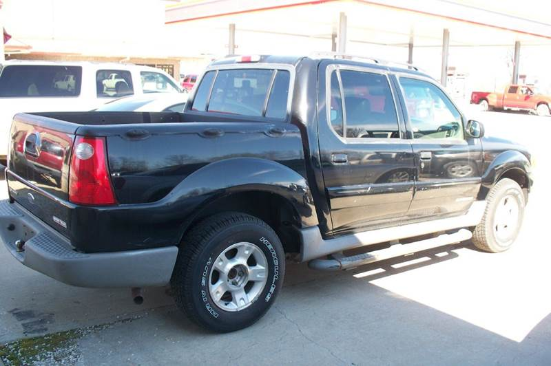 Joe Cooper Ford Used Cars >> Wheels For 2001 Ford Explorer Sport Trac 4wd Tire Rack ...