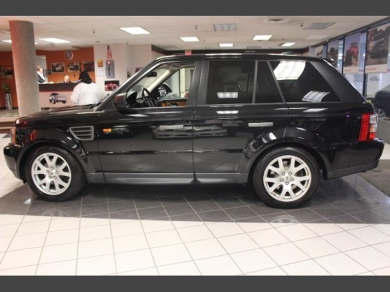 2008 land rover range rover sport for sale in ohio. Black Bedroom Furniture Sets. Home Design Ideas