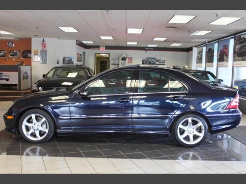 Used mercedes benz c class for sale in hamilton oh for Eagle motors hamilton ohio