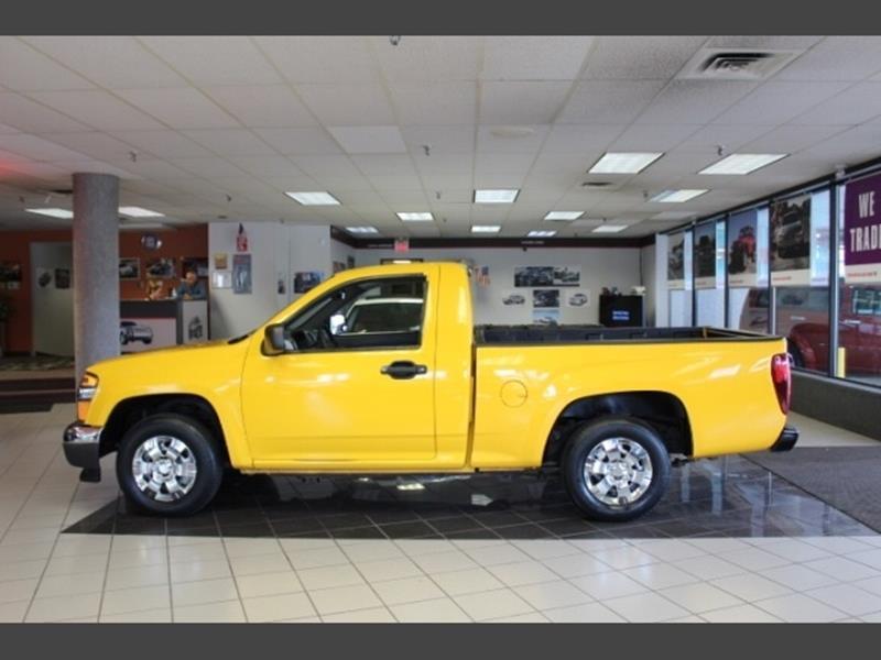 2007 Chevrolet Colorado For Sale In Ohio Carsforsale Com