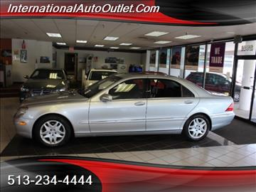 2003 Mercedes-Benz S-Class for sale in Hamilton, OH