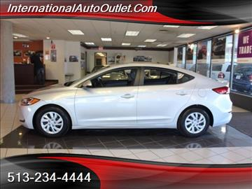 2017 Hyundai Elantra for sale in Hamilton, OH