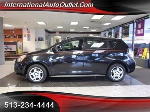 2010 Pontiac Vibe for sale in Hamilton, OH