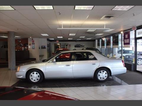 2003 Cadillac DeVille for sale in Hamilton, OH