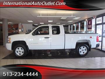 2011 Chevrolet Silverado 1500 for sale in Hamilton, OH