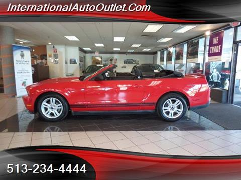 2010 Ford Mustang for sale in Hamilton, OH