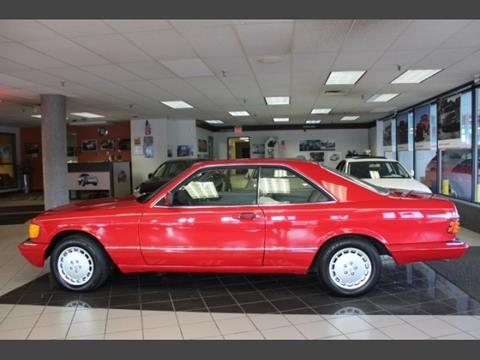 Mercedes benz 560 class for sale in ohio for Mercedes benz for sale in ohio
