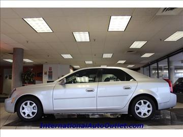 2004 Cadillac CTS for sale in Hamilton, OH