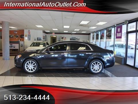 2011 Chevrolet Malibu for sale in Hamilton, OH