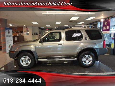 Used 2003 Nissan Xterra For Sale In Ohio Carsforsale Com