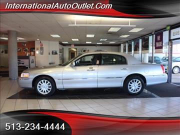 2007 Lincoln Town Car for sale in Hamilton, OH