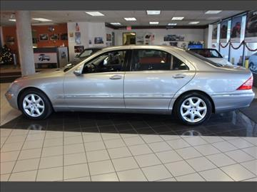 2005 Mercedes-Benz S-Class for sale in Hamilton, OH
