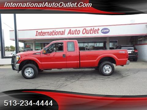 2011 Ford F-250 Super Duty for sale in Hamilton, OH