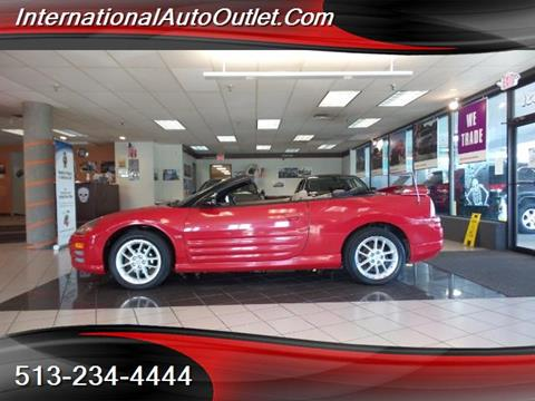 2001 Mitsubishi Eclipse Spyder for sale in Hamilton, OH