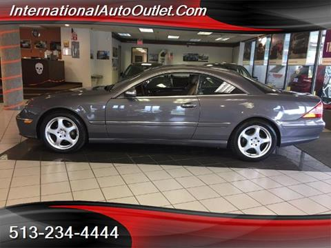2005 Mercedes-Benz CL-Class for sale in Hamilton, OH