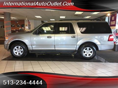 2009 Ford Expedition EL for sale in Hamilton, OH