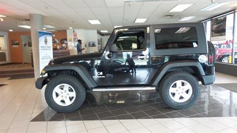 2009 Jeep Wrangler for sale in Hamilton, OH