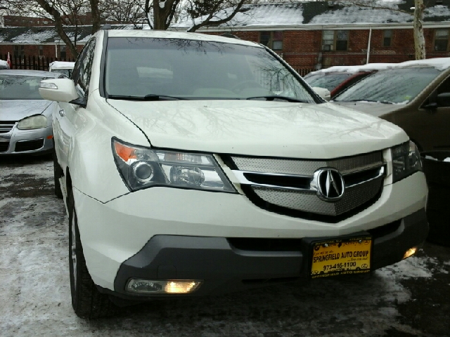 2009 Acura Mdx Base W Tech Awd 4dr Suv W Technology Package