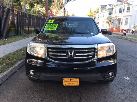 2012 Honda Pilot for sale in Irvington, NJ