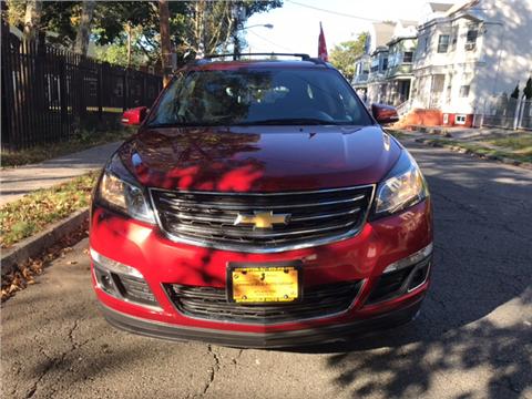 2014 Chevrolet Traverse for sale in Irvington, NJ