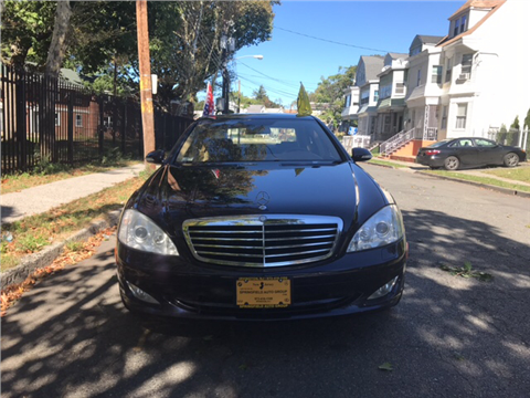 2008 Mercedes-Benz S-Class for sale in Irvington, NJ