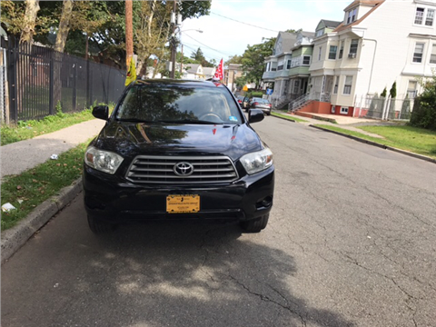 2008 Toyota Highlander for sale in Irvington, NJ