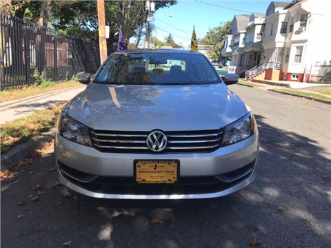 2015 Volkswagen Passat for sale in Irvington, NJ