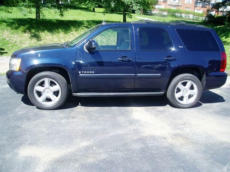 2007 Chevrolet Tahoe LTZ 4dr SUV 4WD - Saint Louis MO