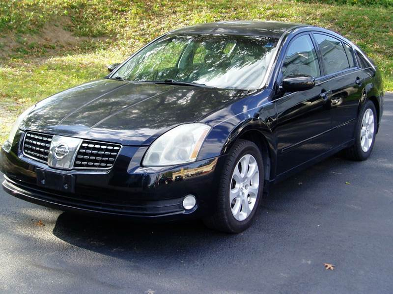 2004 nissan maxima for sale in gulfport ms. Black Bedroom Furniture Sets. Home Design Ideas