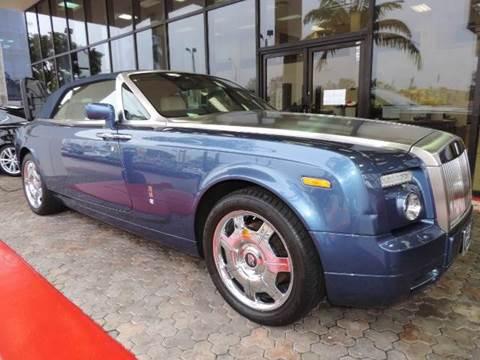 2008 Rolls-Royce Phantom