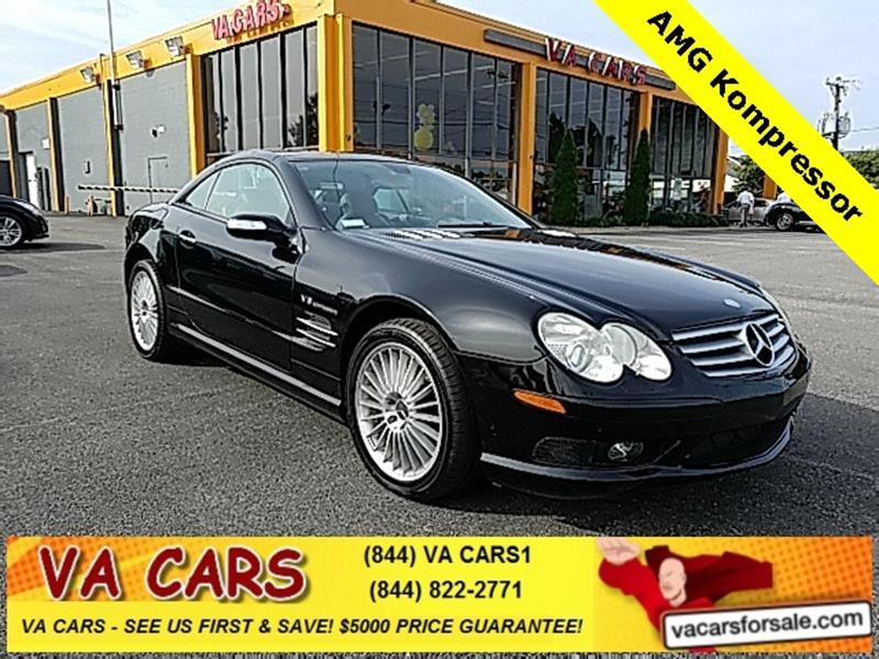 2006 mercedes benz sl class for sale in richmond va for Mercedes benz of richmond va