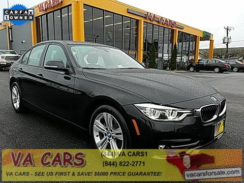 2016 BMW 3 Series for sale in Richmond, VA